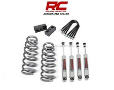 "2002-2005 Dodge Ram 1500 2WD 3"" Rough Country Suspension Lift Kit N3 [36630]"
