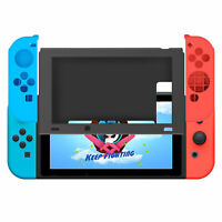 For Nintendo Switch Console Funda protectora de silicona antideslizante Joy Con