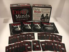 DIRTY MINDS BOARD ADULT GAME OF NAUGHTY CLUES 17+ BACHELORETTE COUPLES PARTY CIB