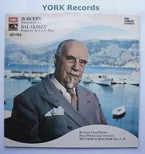 SXLP 30171 - BORODIN - Polovtsian Dances BEECHAM Royal PO - Ex Con LP Record