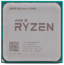 AMD Ryzen 5 2600 R5 2600 3.4GHz Six-Core Twelve-Core 65W CPU Processor