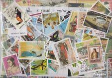 Sao Tome e Principe Sao Tome/Principe-Collectie Sao Tome+Principe 100
