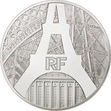 EUR, Vème République, 10 Euro Unesco, Tour construite par G.Eiffel #81375