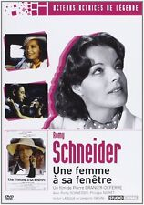 """DVD """"Une Femme à sa fenêtre""""  Romy Schneider   Philippe Noiret NEUF SOUS BLISTER"""