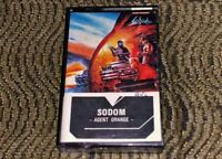 Sodom – Agent Orange. Cassette Tape Plays Well Thrash Metal  Megaton1