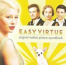 Various Artists, Eas - Easy Virtue (Original Soundtrack) [New CD]