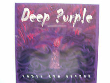 """Deep Purple-Above And Beyond- 7"""" Colored Single-Limited Edition NEW-OVP 2013"""