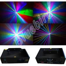 Brand New 280mW 7 Color RGB  DMX DJ Disco Stage Laser Light Party Laser Lighting