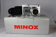 Minox DC 1022 10.1 MP Digital Camera - Silver NEW IN BOX!