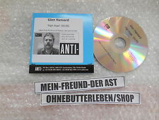 CD Pop Glen Hansard - High Hope (1 Song) Promo ANTI-