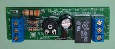 LABCO TM15 Timer Relay 12V 24V Programmable from 2 to 15 seconds