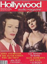 MAY 1985 HOLLYWOOD STUDIO vintage movie magazine - RITA HAYWORTH