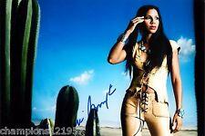 Toni Braxton ++Autogramm++ ++Musik Superstar ++