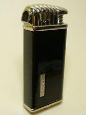 EURO JET Pipes Briquet - Douce flamme - noir - NEUF - 25702A