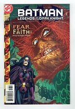 DC Comics Provenance US - Batman Legends of the Dark Knight N°116 - Avril 1999