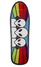 Alien Workshop Spectrum Full 1990 Visitor Old School Shape Skateboard Deck