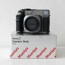 (Near Mint & Serviced) Boxed Mamiya 7 Medium Format Rangefinder Film Camera Body