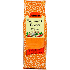 OSTMANN French fries spiciness Pommes Frites Würzer 150g New from Germany