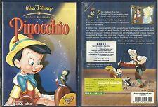 DVD - WALT DISNEY : PINOCCHIO