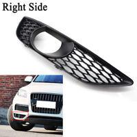 Front Right Bumper Honeycomb Fog Light Grille For Audi Q7 SLine 10-15 4L0807676C
