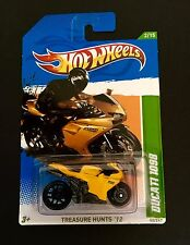 2012 HOT WHEELS TREASURE HUNT Ducati 1098  2 of 15 VHTF
