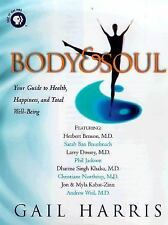 Body and Soul by Gail Harris & Kensington Publishing Corp Staff (199... NEW BOOK