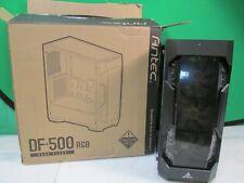 Antec DF-500 RGB Dark Fleet PC Case Tempered Glass ATX MID TOWER W/ 3x120mm FANS