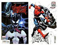 Venom #12A & 12B Lot Marvel May 2019 Donny Cates Ryan Stegman First Print NM/NM+