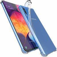ebeststar Coque Samsung A50 Galaxy A505F Etui Housse Silicone Renforcés Antichoc