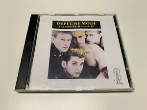 Depeche Mode – The Singles 81 - 85 - CD #MUTEL 1>Dreaming Of Me,New Life,People
