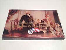 2008 PRESIDENTIAL Dollar Proof Set US Mint 4 Coins - 2nd Year of Series