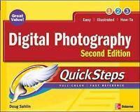 Digital Photography QuickSteps by Sahlin, Doug (Paperback book, 2007)