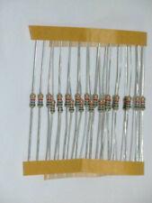 25pk - 5.6K (Green-Blue-Red) - 1/4W - 5% Resistors