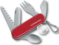 Victorinox Swiss Army Pocket Knife Toy For Children 8 Function 9.6092.1 **NEW**