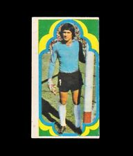 "UBALDO ""The Duck"" FILLOL Rare ROOKIE CARD #16 River Plate ESTAMPAS 1975"