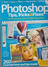 PHOTOSHOP TIPS, TRICKS & FIXES BOOK MAGAZINE No.3, WITH FREE DISC.