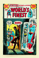 World's Finest #216 (Feb-Mar 1973, DC) - Very Good/Fine