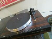 Micro Seiki BL-41 turntable project