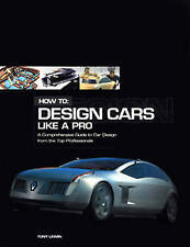 How To Design Cars Like a Pro-ExLibrary