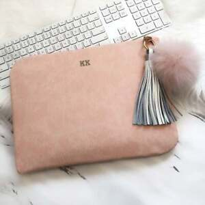 Personalised 13/14/15/16 Inch Vegan Sleeve Laptop Case/Cover, MacBook Pro/Air