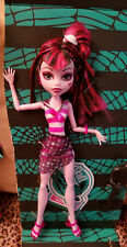 MH Monster high doll Draculaura Skull Shores New out of Box