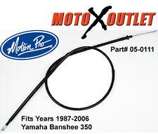 Yamaha Banshee 350 Atv Clutch Cable 1987-2006 Motion Pro YFZ