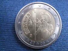 *SPAGNA 2005 MONETA 2 EURO DON CHISCIOTTE RARA FDC leggi l'inserzione
