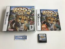 Zoo Tycoon 2 DS - Nintendo DS - PAL FR - Avec Notice