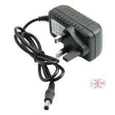 AC 100-240V Converter Adapter DC 12V 1A UK Plug Switching Power Suppley