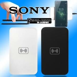 For SONY Xperia XZ2 Z3V Z4V-Fast Qi Wireless Charger Charging Dock Pad