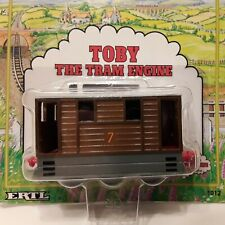 Shining Time Station Metal Toby the Tram Engine ERTL Thomas the Tank New