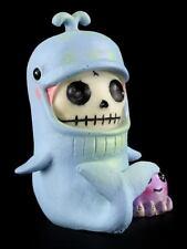 Furry Bones Figur - Whale - Fun lustig Statue Furrybones Walfisch