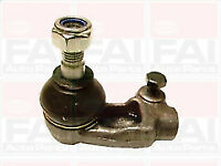 FAI Auto Parts SS363 Tie Rod End Outer LH for Vauxhall Cavalier(outer LH)88-