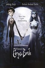 CORPSE BRIDE - MOVIE POSTER 24x36 - BURTON DEPP 52057